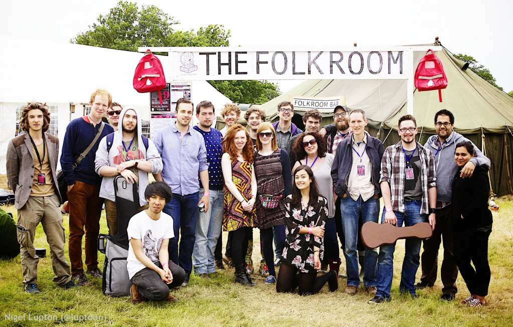 Folkroom Home Farm 2014 Survivors (Candy)
