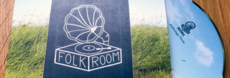 Folkroom Anthology Gig Banner